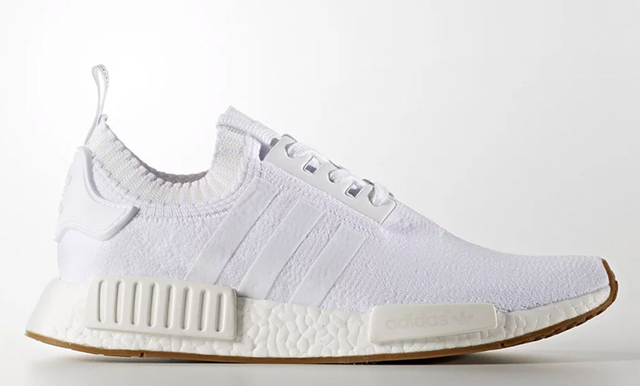 adidas nmd r1 blanche